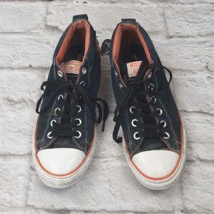 Converse All Star Black  High Top Sneaker
